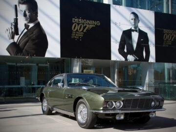 1969 Aston Martin DBS-6, On Her Majesty's Secret Service