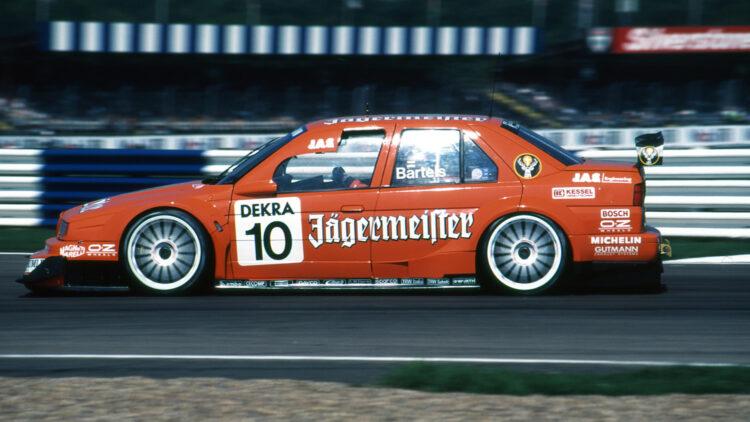 """1995 Alfa Romeo 155 V6 TI """"Jägermeister"""""""