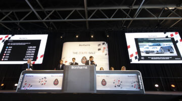 Bonhams The Zoute Sale 2021 auction in Belgium